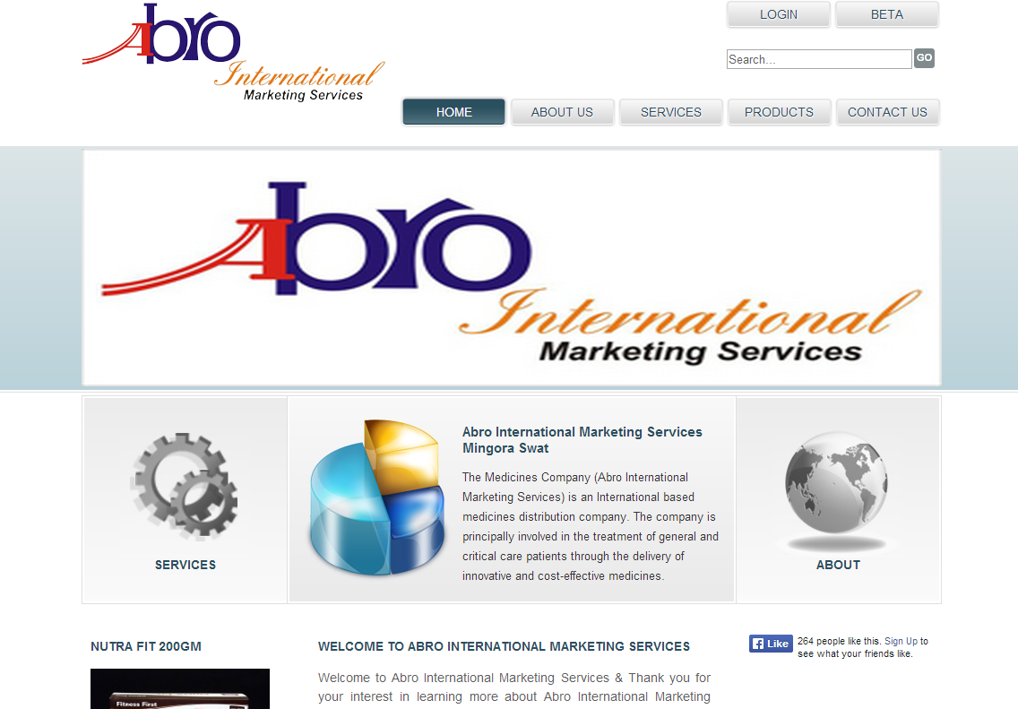 Abro International Marketing Services